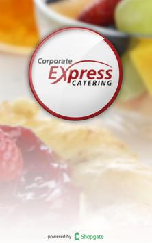 express-catering-com poster