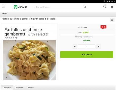 Shopgate Guru2go screenshot 5