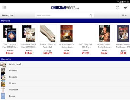Christian Movies apk screenshot