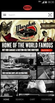 Murpho's Rod & Custom poster