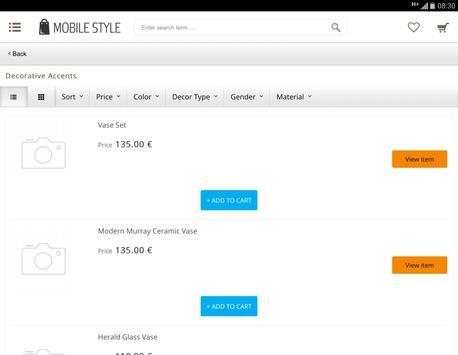 Mobile Style screenshot 4