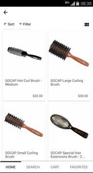SOCAP ORIGINAL Hair Extensions screenshot 1