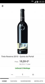 VINELLO wine & spirits screenshot 3