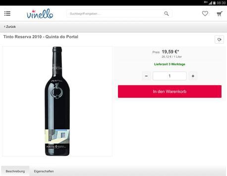 VINELLO wine & spirits screenshot 7