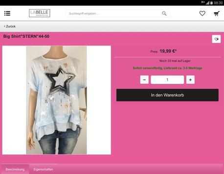 Labelle-Mode screenshot 5