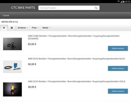 CTC BIKEPARTS screenshot 4