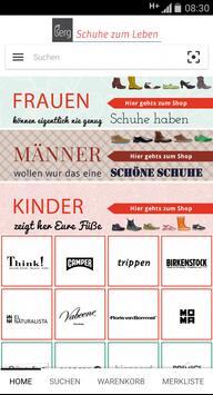 Schuhe-zum-Leben poster