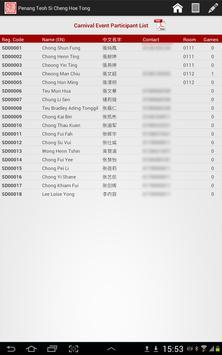 Teoh Si Cheng Hoe Tong System apk screenshot