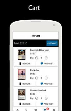 MTGPro Store apk screenshot