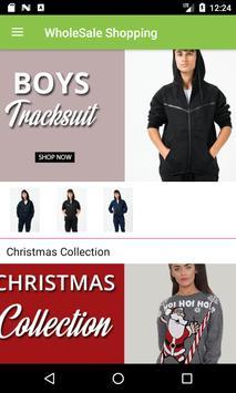 Wholesale Shopping | Fashion Clothing Supplier UK poster