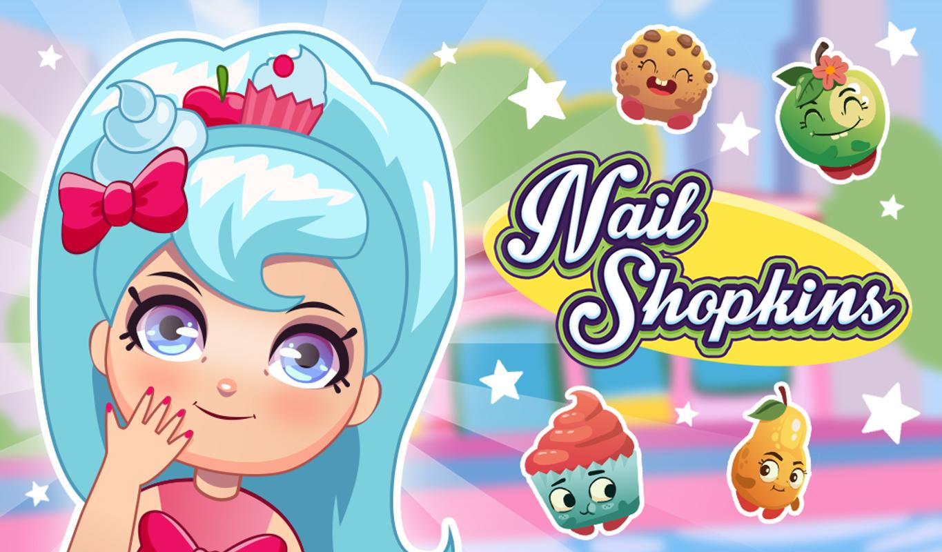 Nail salon shopkin APK Download - Free Casual GAME for Android ...