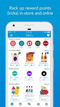 Shopkick: Free Gift Cards, Shop Rewards & Deals apk screenshot