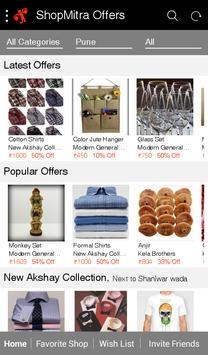 ShopMitra - Local Shop Offers! poster
