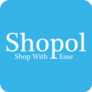 APK Shopol - All In One Shopping + Tracking App