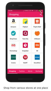 All in one shopping India FREE screenshot 2