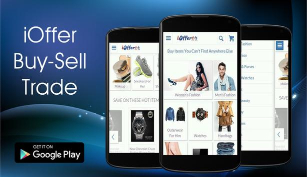 iOffer Shopping Online poster