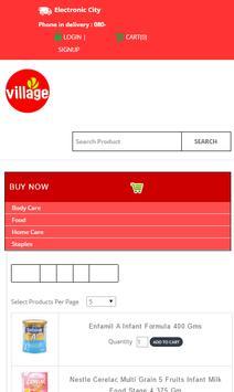Village Hypermarket Shopping screenshot 1