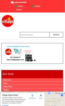 Village Hypermarket Shopping screenshot 2