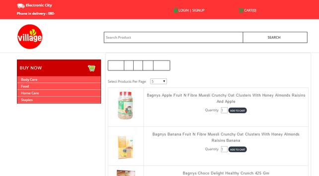 Village Hypermarket Shopping screenshot 5