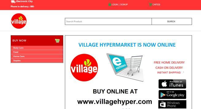 Village Hypermarket Shopping screenshot 8