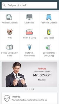 Snap Deal Shopping India apk screenshot