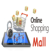Online Shopping Mall- Shopping & more icon