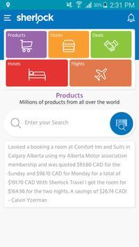 Sherlock Mobile apk screenshot