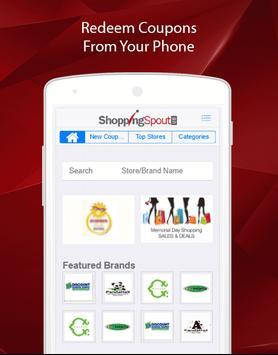 Shopping Spout 2.0 poster