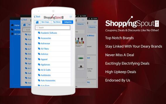 Shopping Spout 2.0 apk screenshot