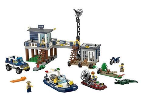 Police Building Set for Kids screenshot 5
