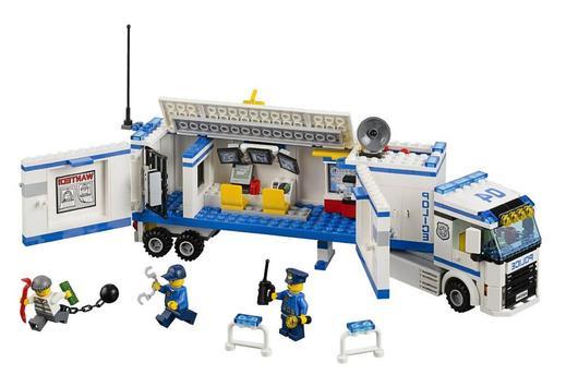 Police Building Set for Kids screenshot 1