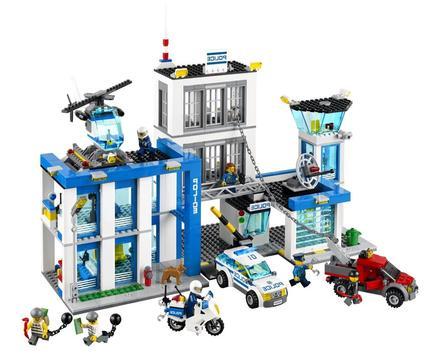 Police Building Set for Kids screenshot 2