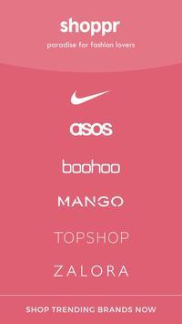 Shoppr – Fashion, Shops & OOTD poster