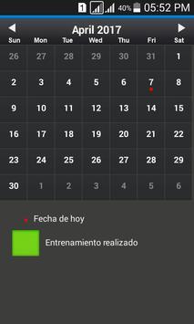 Plays 7 Minutes Workout screenshot 2