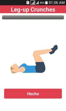 Exercises For Slim down Waist screenshot 8