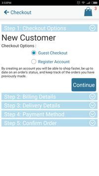 ShopsOn - Online Grocery apk screenshot
