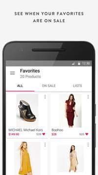 ShopStyle : Shopping & Fashion apk screenshot