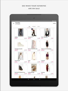 ShopStyle: Fashion & Lifestyle apk screenshot