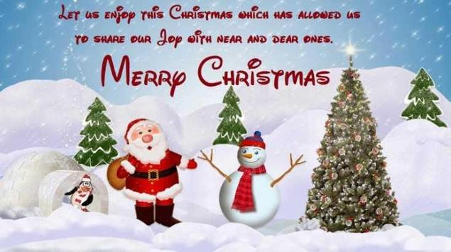 Short Christmas Greetings screenshot 5