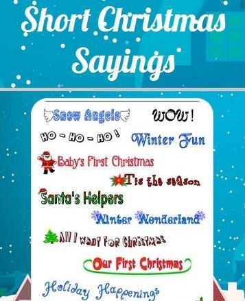Short Christmas Sayings.Short Christmas Sayings For Android Apk Download