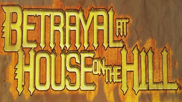 Betrayal at House on the Hill poster