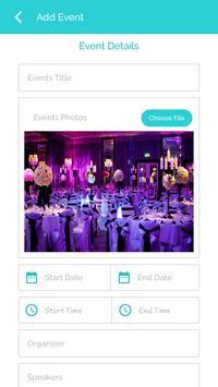 Events Time screenshot 4