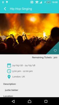 Events Time screenshot 3