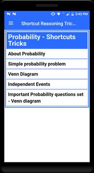 Shortcut reasoning tricks para android apk baixar shortcut reasoning tricks imagem de tela 3 ccuart