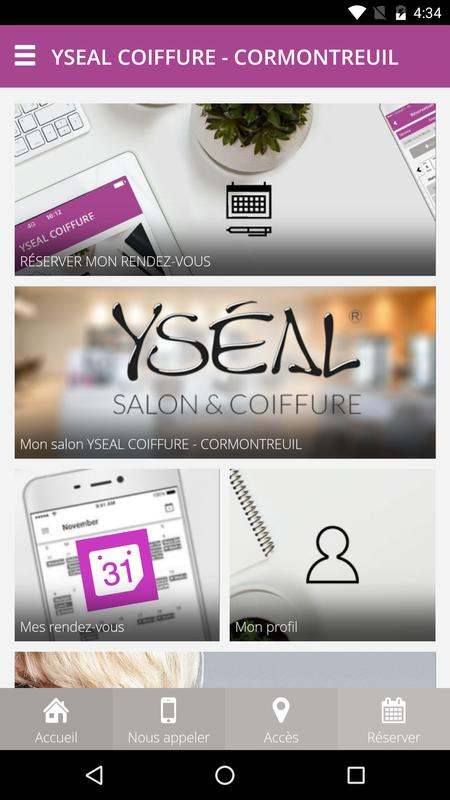 Yseal Coiffure For Android Apk Download