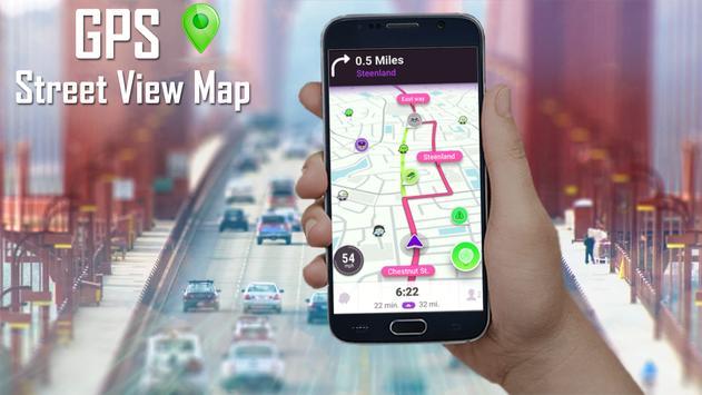 360 Street View Map - Shortest Bike Path Finder screenshot 14