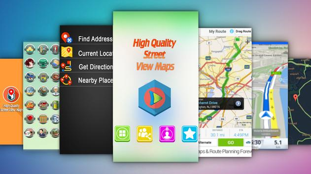 360 Street View Map - Shortest Bike Path Finder screenshot 18