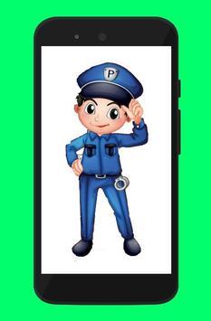 شرطة الاطفال الخليجية screenshot 1