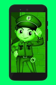 شرطة الاطفال الخليجية screenshot 3