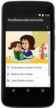 Short Bedtime Stories For Kids screenshot 3